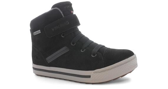 Viking Eagle III GTX - Zapatillas deportivas Niños - gris/negro